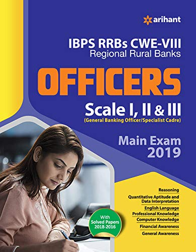 IBPS RRBs CWE-VII Regional Rural Banks Officers Main Examination 2019