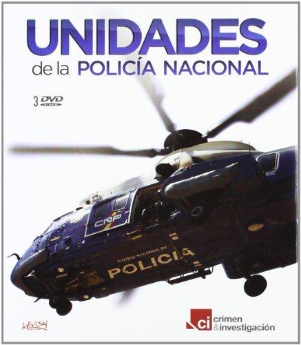 Unidades De La Policía Nacional (3 Dvd) (Import) [DVD] Jorge Valcárcel