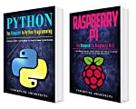 What if you have the skills to program the next Facebook or Instagram?Learning Python programming and how Raspberry Pi 3 works is the best place to start. We have bundled our 2 bestselling books here so you can learn the basics of what it takes to be...