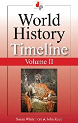 World History Timeline - Volume II - From the Dark Ages to the Divine Comedy (English Edition)