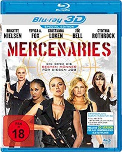 Bild von Mercenaries [3D Blu-ray] [Special Edition]