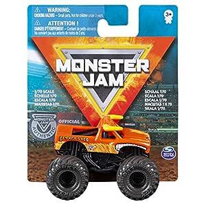 Monster Jam 1: 70 Single Pack- Plastic Truck El Toro Loco