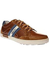 c435ff03ce5d74 Australian Footwear Lombardo Leather - Herren Schuhe 15124301 t07-tan-blue