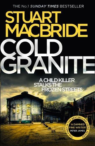 Cold Granite (Logan McRae, #1) Cover Image