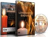 Weihnachten DVD - lange Winterabende mit fallendem Schnee und Kamine mit Harfenmusik