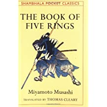 Book of Five Rings (Shambhala Pocket Classics) by Miyamoto Musashi (1994-03-22)