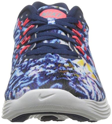 nvy Donna Rojo Corsa Training Nike Mid s Rossa Rf Lunartempo Slvr 2 Rflct Scarpe Da E crmsn Brt Wmn qRzP80qZ