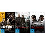 Erbarmen + Schändung + Erlösung * DVD Set * Die Trilogie / Teil 1-3 komplett