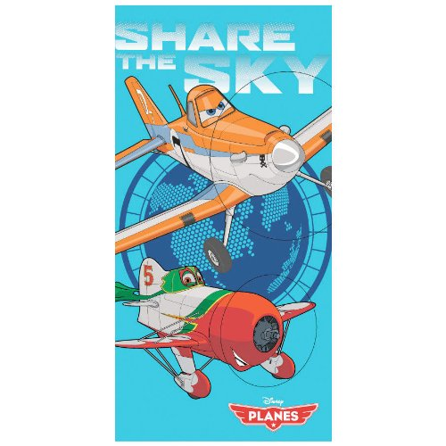 Toalla Aviones Planes Disney Share the Sky