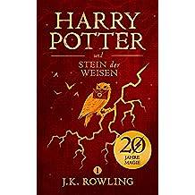 Harry Potter und der Stein der Weisen (Die Harry-Potter-Buchreihe 1) (German Edition)