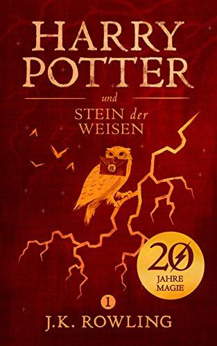 Cover des Mediums: Harry Potter und der Stein der Weisen