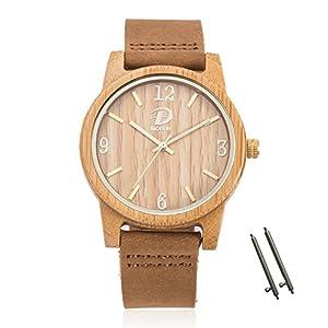 Bambus Uhren Nachhaltige Zeitmesser Bambus Freunde
