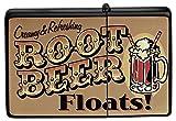 Accendino Benzina Ricaricabile Antivento Root Beer Stein rinfrescante cremoso