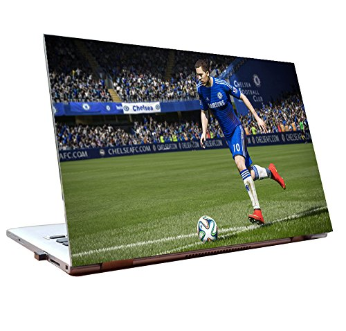 Tamatina Laptop Skin 15.6 inch - Chelsea - Fifa - 17 - Gaming Skin - HD Quality - Dell-Lenovo-HP-Acer  available at amazon for Rs.168