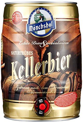 Mönchshof Kellerbier (1 x 5 l) -