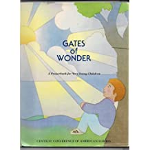 Gates of Wonder: A Prayerbook for Very Young Children by Robert Orkand (1990-07-02)