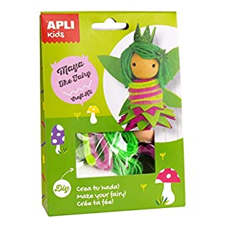 APLI apli14693Maya Fairy Craft Kit