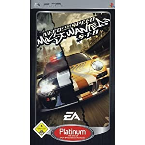Need for Speed – Most Wanted 5-1-0 [Platinum]