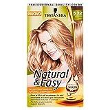 Testanera Colorazione Natural & Easy 532 Biondo Perla Chiaro Naturale - 3 confezioni