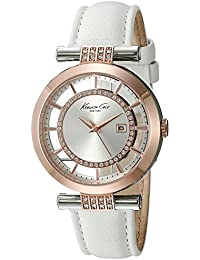 KENNETH COLE - Montre KENNETH COLE Cuir - Femme - 36 mm