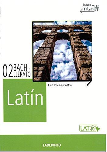 Latín 2º Bachillerato (Laberinto Texto) - 9788484838562