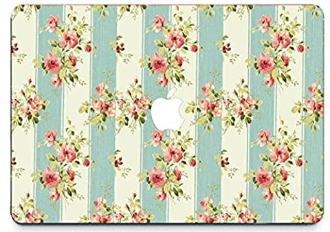 MacBook Stickers Chickwin 13 inch Pro Macbook Apple Notebook Color Cover Modle A1278 Notebook Shell Stickers Three Sides (Shell + Wrist Rest + Bottom) (C2)