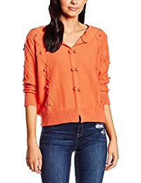 Pepaloves Cardigan Cotton Coral, Cardigan para Mujer