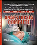 #9: A book of Anesthesia