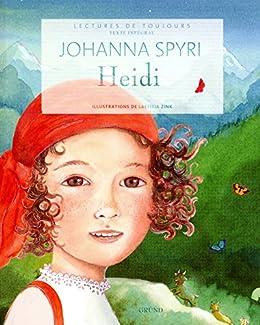 Heidi par [SPYRI, Johanna]