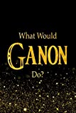 What Would Ganon Do?: Designer Notebook For Fans Of The Legend of Zelda