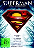 Superman - Die Spielfilm Collection [5 DVDs]