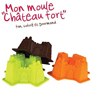 Moule Château Fort Silicone