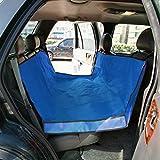 BXT Multifunktion Wasserdicht faltbar Auto hinten Rücksitz Haustier Schutzmatte Schutzdecke