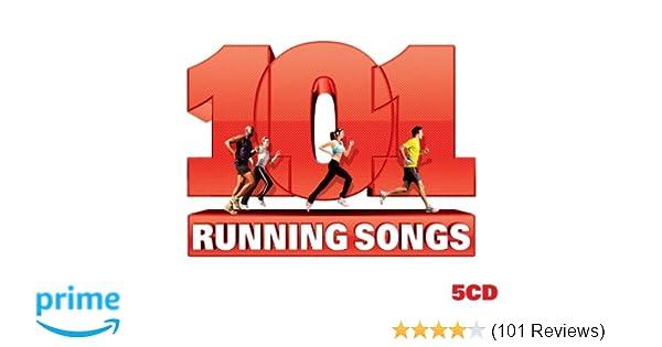 101 Running Songs Box set