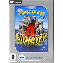 Sim City 4 Deluxe Edition Game (Classics) PC [Importación Inglesa]