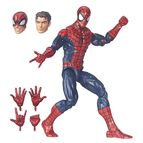 Hasbro Avengers B7450EU4 - Legends Spider-Man 12 Zoll, Actionfigur