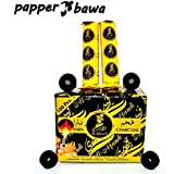 Papper Bawa Al-Fandi Pack Of 10 Roll Hookah Charcoals (Pack Of 10)