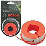 Genuine Bosch ART 23 26 30 COMBITRIM EASYTRIM Strimmer / Grass Trimmer Pro-Tap Automatic Spool Line (8m, F016800175)