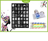 #4: Royalkart XY Series With Silicon Stamper And 5 pcs Double-Sided Dotting Tool(XY13)