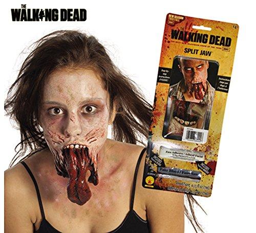 Zzcostumes Makeup FX Zungen Zombie für Halloween