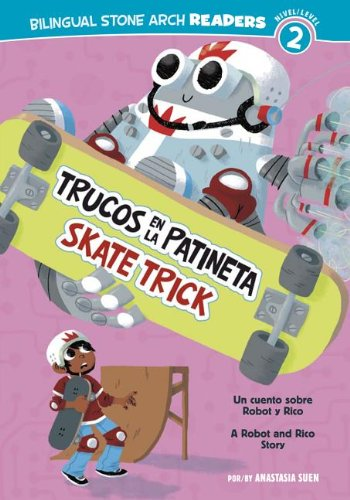 Trucos en la patineta/Skate Trick par Anastasia Suen