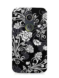 Nukkads 3D Designer Printed Back Cover for Motorola Moto X2