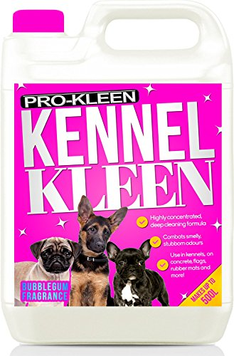 Pro-Kleen Kennel Kleen Cleaner & Deodoriser (Bubblegum Fragrance) – 5L Pack