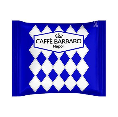 Caffitaly Cápsulas Compatibles 100pz Café Barbaro