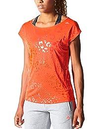 Adidas Clima T-shirt de survêtement graphique pour femme