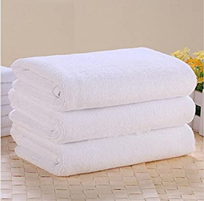 •ROHILinen• Premium Egyptian Cotton 400gsm 5 Piece Guest Towel Set, White