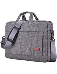 Borsa a tracolla per computer laptop di da 14-15 pollici stile messenger  bag 4016be14951