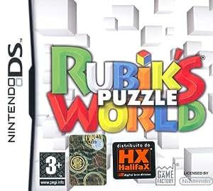 Rubiks Puzzle World (Nintendo DS)