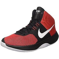 Nike Air Precision University Red/White Black Dar, Zapatillas de Deporte Unisex Adulto, Rojo (Rojo 898455 601), 44.5 EU