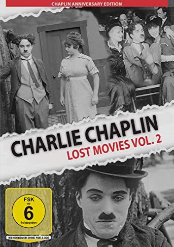 Charlie Chaplin - Lost Movies (Verlorene Filme), Vol. 2